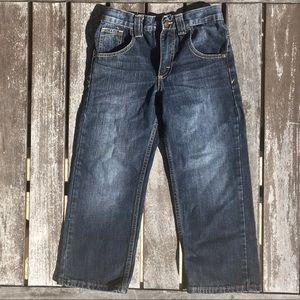 7Reg Wrangler WRG Hero Originals Jeans
